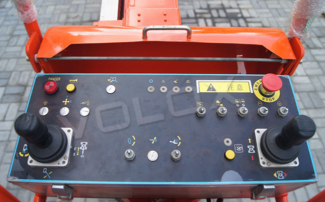 10m液压升降平台接线图